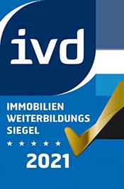 ivd Immobilien Fortbildungszertifikat 2021